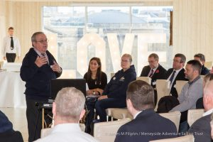2018 Tall Ships Initiative Press Launch