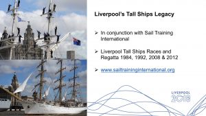 Liverpool CC Presentation_2018 Tall Ships Initiative PRess Launch_Slide15